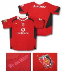 06 Urawa Reds Replica Home Short Sleeve
