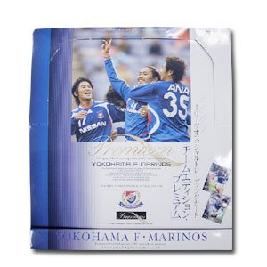 07 J-League Trading Cards Team Edition  Premium (1 Pack)