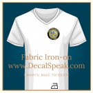 Proud to Have Served Veteran US Navy Fabric Iron-on