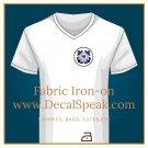 US Coast Guard Fabric Iron-on
