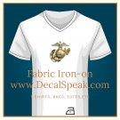 Anchor Globe Eagle Fabric Iron-on