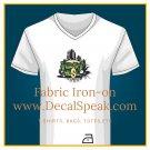 Hip Hop Fabric Iron-on