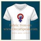 Feminist Protest Symbol Fabric Iron-On