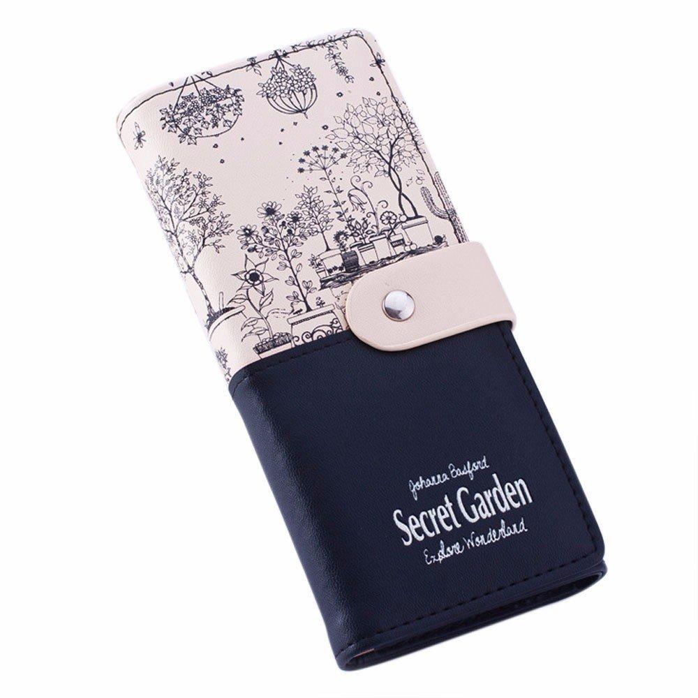 Secret Garden Wallet
