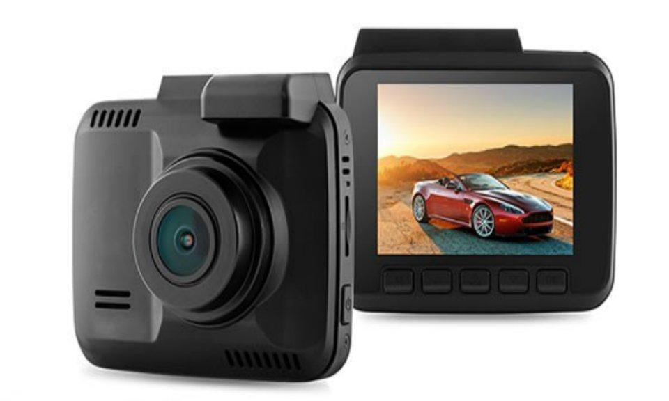 4K Resolution Car Dash Cam Novatek Solution NT96660, GPS, Wifi