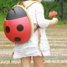Kids Ladybug Backpack - Red