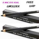 TWO MAC Cosmetics Eye Kohl Eyeliner Pencil - Smolder