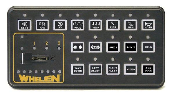 Whelen Cen Com Gold Amplifier