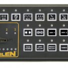 WHELEN CEN COM GOLD SIREN AND LIGHT CONTROL