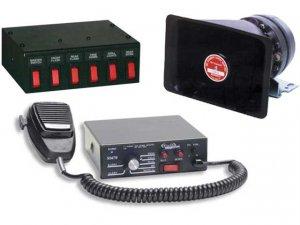 SS670/D-60 Siren, Speaker Combo Package