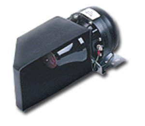 Right Angle Plastic Scoop Speaker