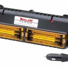 Whelen Flatlighter Visor Strobe Light