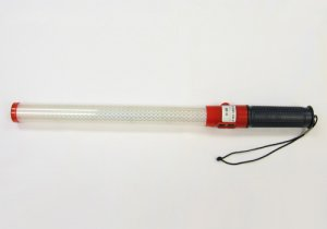 Red/Green LED Safety Baton