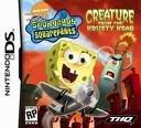 Spongebob Squarepants - Creature From The Krusty Krab - Nintendo DS