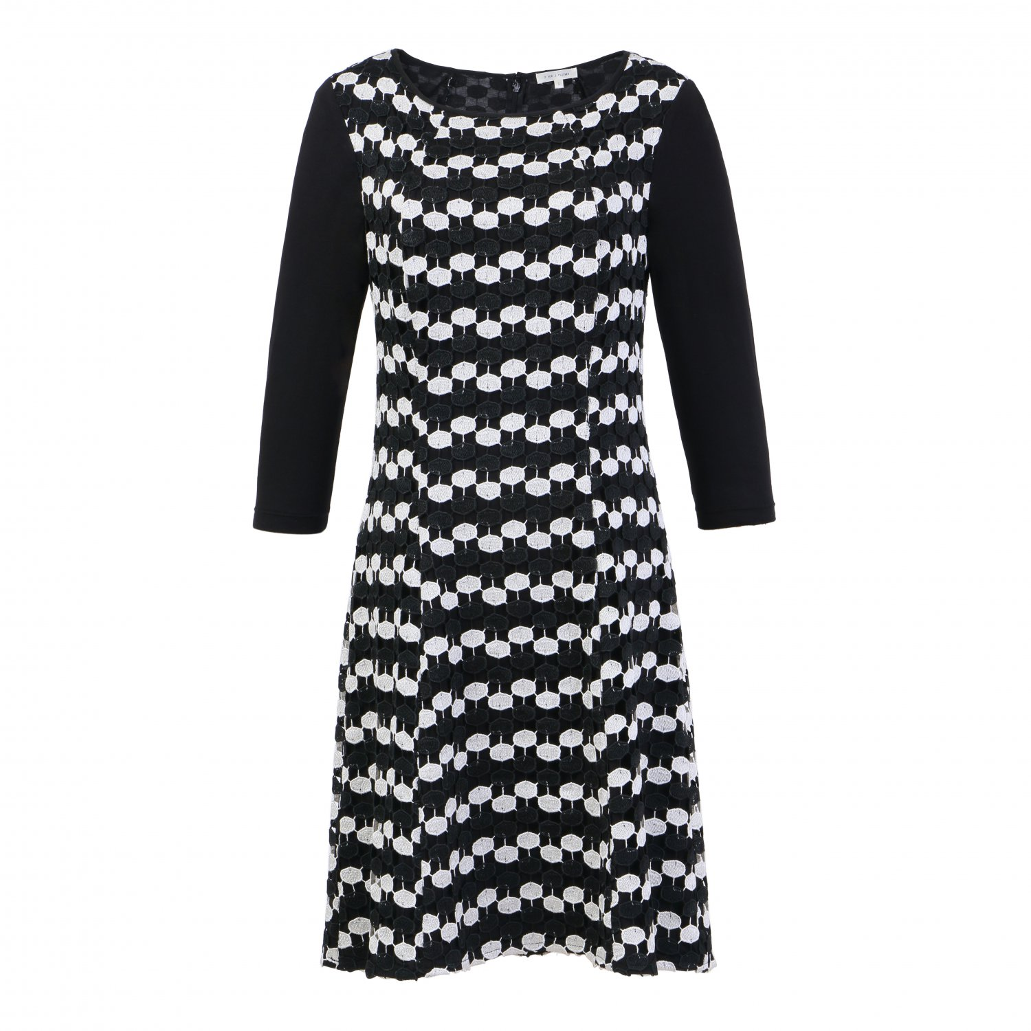 2 FOR 1 CLOTHES Lace knit dress