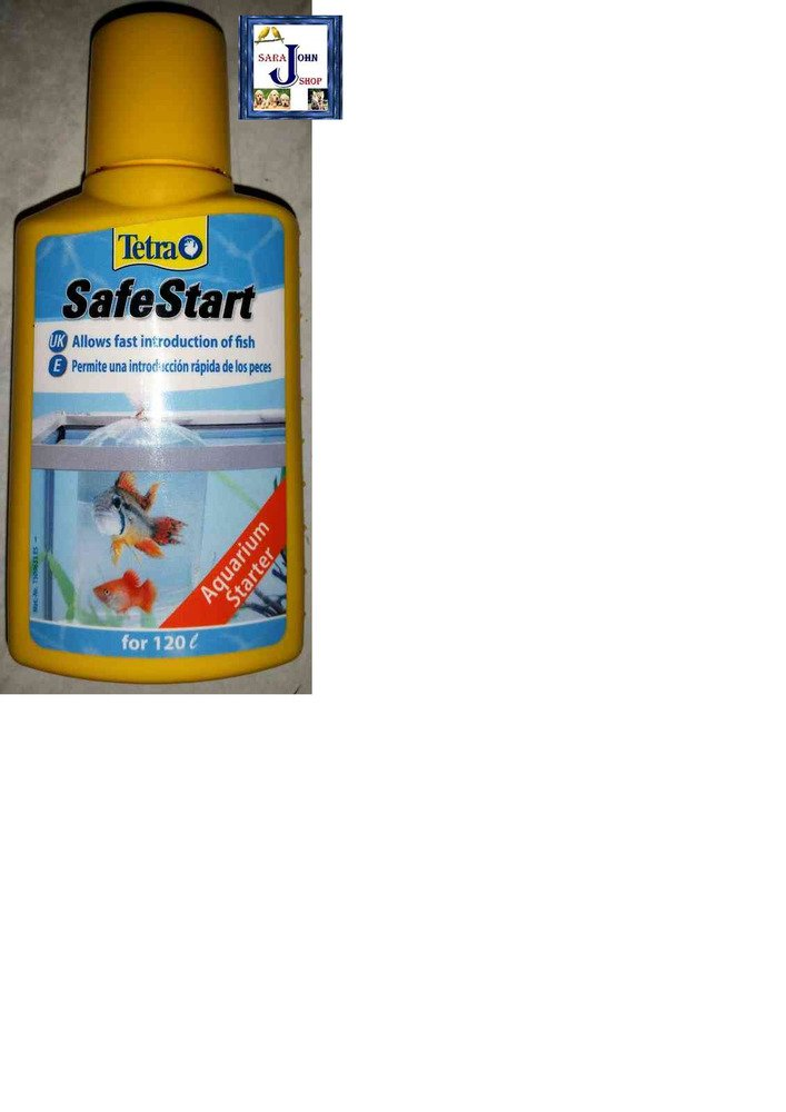 TETRA SAFESTART SAFE START 100ML