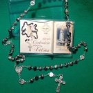 Commemoration Rosary of the Centennial of the Apparitions of Fatima • Marbled