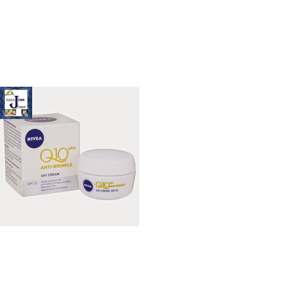 Nivea Q10 Plus Anti-Wrinkle Light Day Care Cream