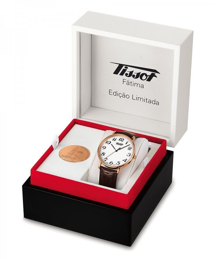 Tissot Limited Edition Fátima Men's Watch
