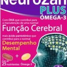 Vitabiotics Neurozan Plus Capsules & Omega 3 - 28 Tablets + 28 Capsules