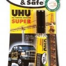 UHU Super Strong & Safe Sticker Universal Transparent Glue Adhesive 7g