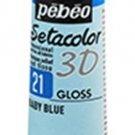 Pebeo Setacolor 3D Glitter Effect Fabric Paint 20ml Tube-colour 21