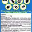 2 X Poison insecticide for all crawling insects cockroaches ants Spiders 150g
