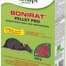rodenticide for professional use pellet pro BONIRAT-200g