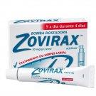 Zovirax treatment of herpes lip - dosing pump 2g