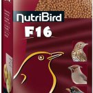 Nutribird f16 800g Pellets for Insects and Fruit Fress end Birds Soft Cruncher