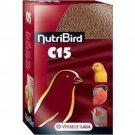 Nutribird c15 versele operation maintenance 1Kg