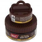 PALC- SELF SHINE SHOE CREAM KIT Polish - BROWN 50 ml