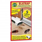 Trap For cockroaches, scorpions, beetles, other crawling insects 5 units