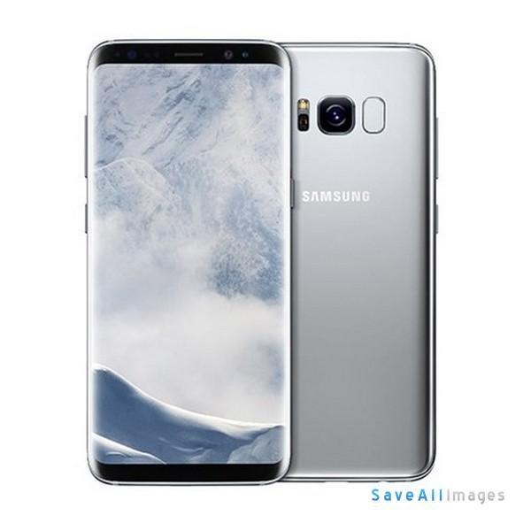 Samsung Galaxy S8+ G955F 64GB LTE Unlocked Smartphone Silver
