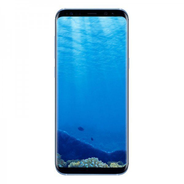 Samsung Galaxy S8+ G9550 Dual 64GB Unlocked Smartphone Blue
