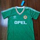 Republic of Ireland Home Jersey Retro 90/92 Football Shirt Size Large