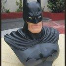 Custom Made Life Size Batman Gotham Knights Superhero Bust Figure Prop