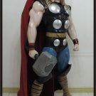 SALE: Custom Made Life Size Classic Thor Superhero Statue Prop
