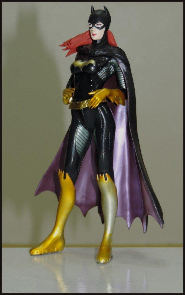 Custom Made Life Size Arkham Knights Batgirl Superhero Statue Prop