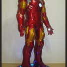 Custom Made Life Size Iron Man Mk3 Superhero Statue Prop
