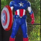 Custom Made Life Size Chris Evans Captain America Revealed Superhero Statue Prop