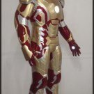 Custom Made Life Size Iron Man Mk42 Superhero Statue Prop