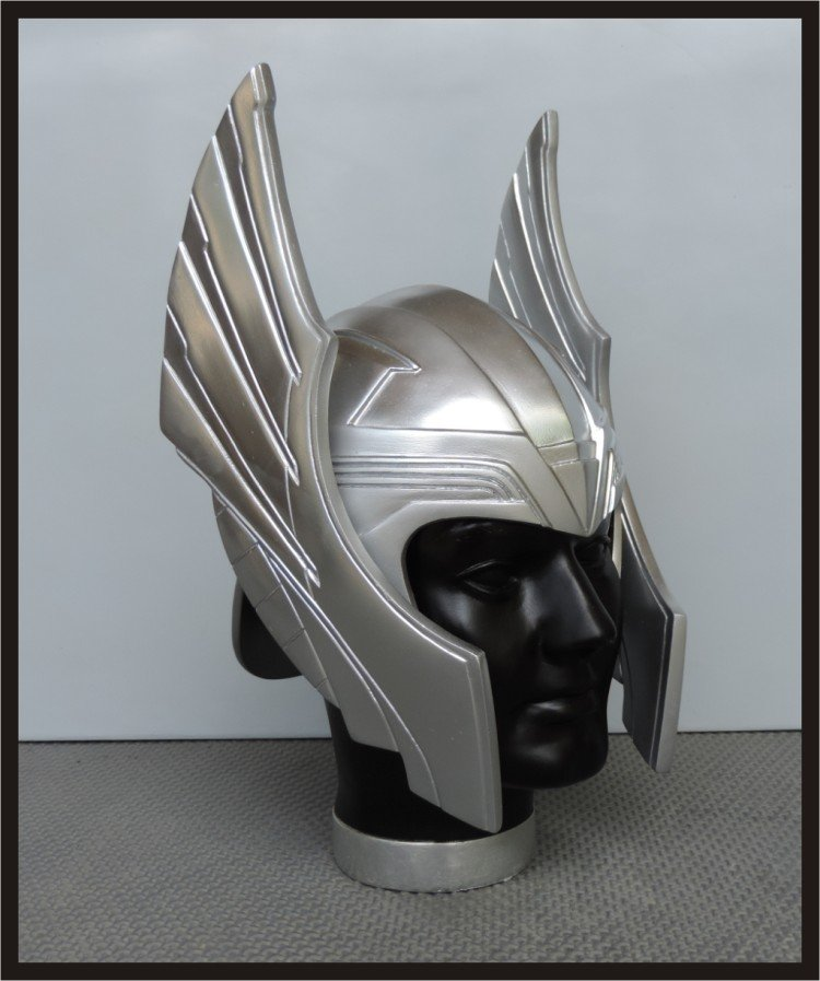Custom Made Chris Hemsworth Thor 2011 Life size Helmet Superhero Prop