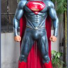 SALE: Custom Made Life Size Henry Cavill Superman Superhero Statue Prop