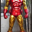 Custom Made Life Size Alex Ross Iron Man Mk3 Superhero Statue Prop