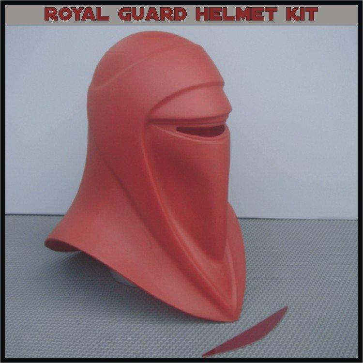 Custom Made Star WarsEmperor's Royal Guard Life Size Helmet Prop Kit