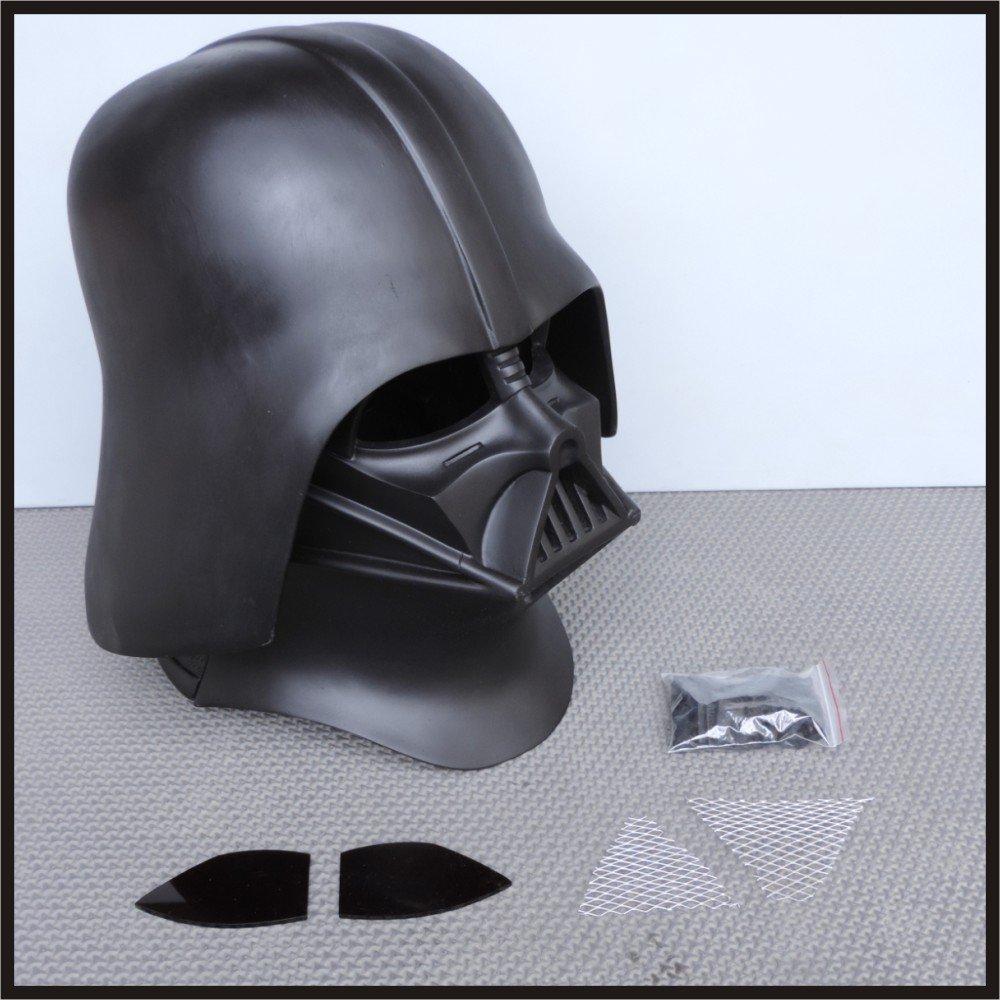 Custom Made Star Wars Darth Vader ROTS Life Size Helmet Prop Kit