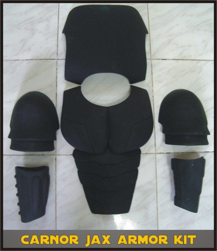 Custom Made Star Wars Royal Guard/Carnor Jax/Kir Kanos Life Size Armor Prop Kit