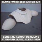 Custom Made Star Wars Jedi Armor Mantle Life Size Armor Prop Kit