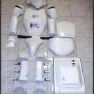 Custom Made Star Wars TFA Snowtrooper Armor Life Size Armor and Helmet Prop